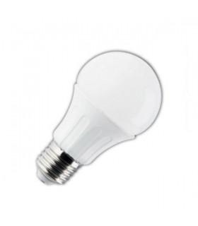 Bombilla LED Bajo Consumo 7W 6400K E27 (560lum) Serie A5-A60