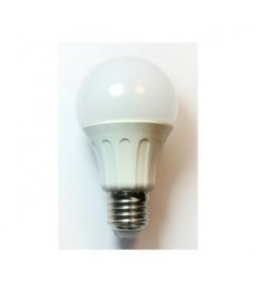 Bombilla LED Bajo Consumo Gran Angulo 9W 3000K E27