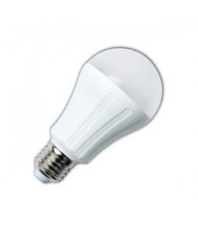 Bombilla LED Bajo Consumo 15W 6400K E27 (1200lum) Serie A5-A65