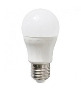 Bombilla LED Bajo Consumo 6W 6400K E27 (450lum) Serie P45