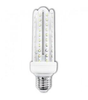 Bombilla LED Bajo Consumo 15W 3000K E27 (1200lum) Serie T34U