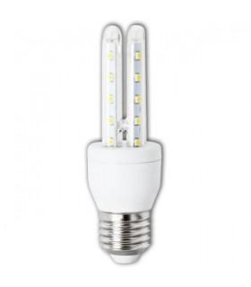 Bombilla LED Bajo Consumo 8W 6400K E27 (640lum) Serie T32U