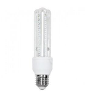Bombilla LED Bajo Consumo 12W 6400K E27 (1020lum) Serie T33U
