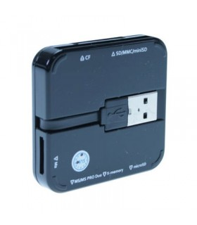 Lector de Tarjetas USB Mediarange MRCS501