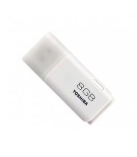 Pendrive 8GB Toshiba Hayabusa Blanco