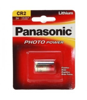 PILA PANASONIC CR2 PHOTO POWER 3V