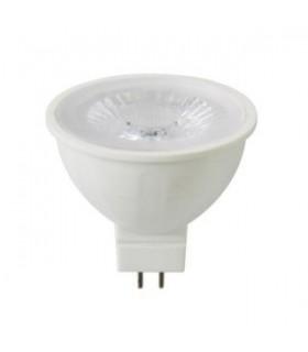 Foco LED Bajo Consumo 6W COB 6400k MR16 (330lum) Serie A5-MR16