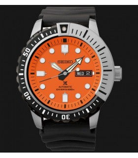 reloj hombre SEIKO ORANGE MONSTER SRP589K1 AUTOMATICO 200M