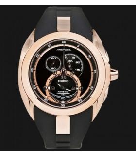 reloj hombre SEIKO ARCTURA KINETIC SNL060P1 CRONO - CRISTAL ZAFIRO