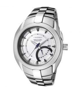 reloj hombre SEIKO ARCTURA KINETIC SRN007P1 CRISTAL ZAFIRO