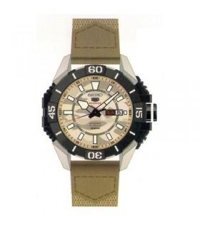 reloj hombre SEIKO SPORTS MILITAR SRPA01K1 AUTOMATICO NYLON CAMUFLAJE