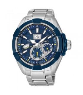 reloj hombre SEIKO VELATURA KINETIC SNP117P1 PERPERTUAL CALENDAR - CRISTAL ZAFIRO