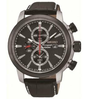 Reloj Seiko Neosport SNAF47P2 Chrono hombre Hardlex Crystal