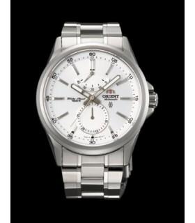 """reloj hombre ORIENT """"CONDUCTOR"""" FFM01002W AUTOMATICO  ZAFIRO - POWER RESERVE"""