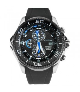 CITIZEN ECODRIVE PROMASTER AQUALAND CHRONO BJ2110-01E