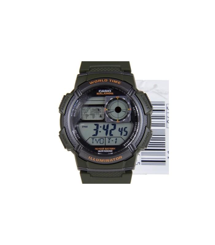 818ae7bcfd6a Reloj Casio Digital AE-1000W-3A hombre
