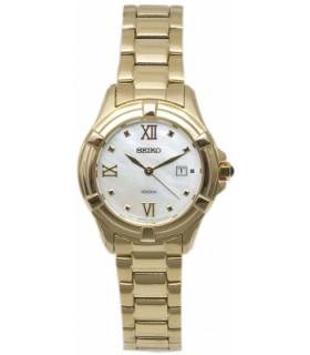 Reloj Seiko mujer SXDB84P1 Madre Perla Cristal Hardlex