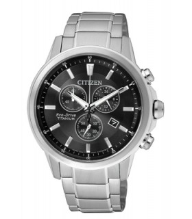 CITIZEN ECODRIVE SUPERTITANIUM AT2340-81E CRISTAL ZAFIRO