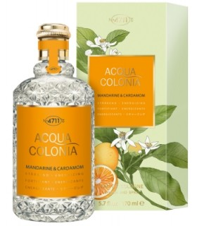 4711 ACQUA COLONIA MANDARINE & CARDAMOM EAU DE COLOGNE 170ML