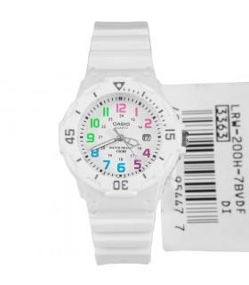 Reloj CASIO mujer analogico LRW-200H-7B
