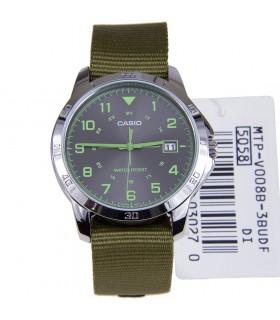 Reloj hombre CASIO MTP-V008B-3B