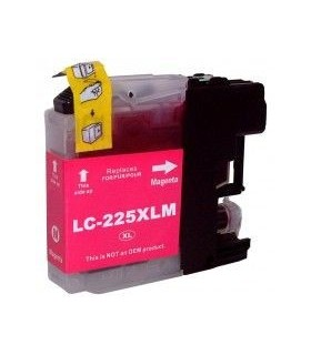 LC225XL MAGENTA Brother tinta compatible