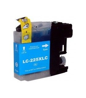 LC225XL CIAN Brother tinta compatible