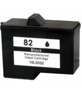 Lexmark 82 cartucho compatible negro