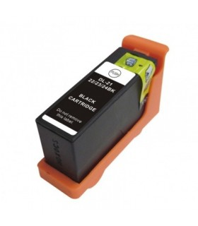 DELL Y498D / X739N / X737N NEGRO Tinta compatible 592-11331 / 592-11327