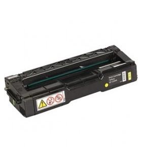 RICOH SP-C221 AMARILLO toner compatible RICOH AFICIO SP-C220 / SP-C221 / SP-C222 / SP-C240