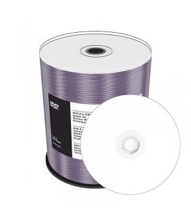 DVD-R 16x Mediarange Fullface-Printable Tarrina 100 Uds.