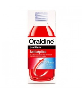 ORALDINE ANTISEPTICO BUCAL 400ML