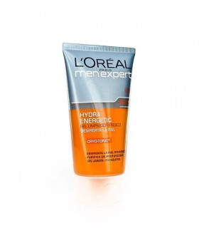 Men Expert Hydra Energetic Gel Limpiador Fresco 150ml- LOREAL