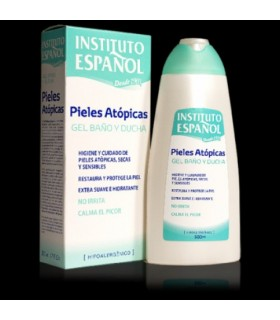 Instituto Español Gel Baño y Ducha para Pieles y Atopicas 500 ml