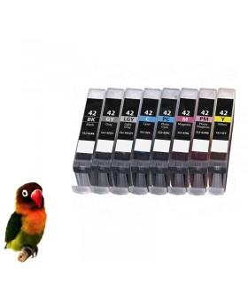 CANON CLI-42BK NEGRO tinta compatible Canon Pixma Pro 100 / Pro 100S