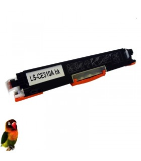 CE310A / 126A NEGRO compatible Laserjet Color CP1025 M175 M275 series