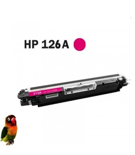 HP CE313A / 126A MAGENTA compatible HP Laserjet Color CP1025 M175 M275 series
