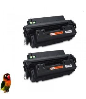 Q2610A HP pack 2 Toner q2610a hp laserjet 2300 negro compatible