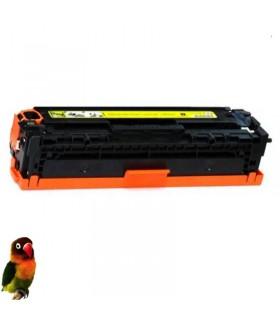 HP CE322A / HP 128A AMARILLO toner compatible LASERJET CP1525 CM1415 CP1525