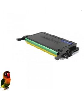 Toner AMARILLO compatible para Samsung CLP-770/CLP-775 CLT-Y6092S