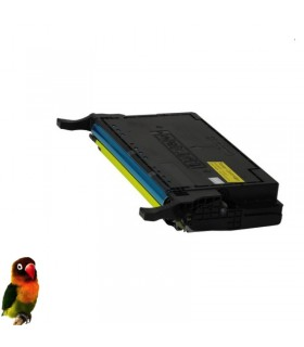 Toner AMARILLO compatible Samsung CLP620/CLP670/CLP720/CLX6220/CLX6250 Y5082S