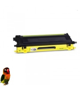Toner AMARILLO para Brother TN135Y TN130 HL4040 HL4050 HL4070  DCP9040 MFC9440