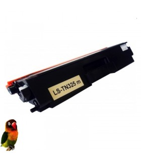Toner AMARILLO compatible Brother TN325M HL-4140/4150/4570 DCP9055 MFC-9460/9465