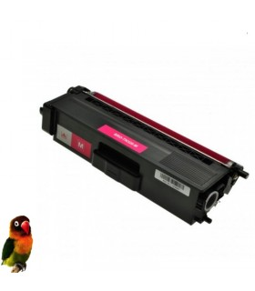 Toner MAGENTA para TN326M Brother DCP-L8400/8450 HL-L8250/8300/8350 MFC-L8650