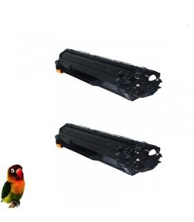 2 Toner para Canon I-Sensys LBP-6000 B LBP-6020 B MF-3010 CRG-725 EP-725