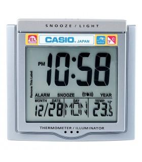 Reloj despertador casio DQ-750-8E - medicion de temperatura