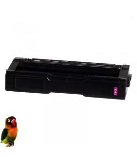 Toner para Ricoh SP-C231/232/242/C310/C311/C312/C320 MAGENTA compatible