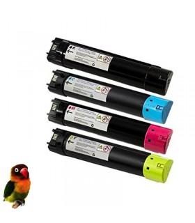 Toner DELL C5765 / C5765DN PACK 4 toner compatibles