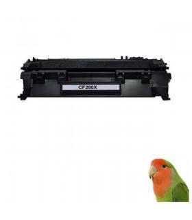 HP CF280X tóner compatible  Laserjet Pro 400 M401 / M425 ALTA CAPACIDAD