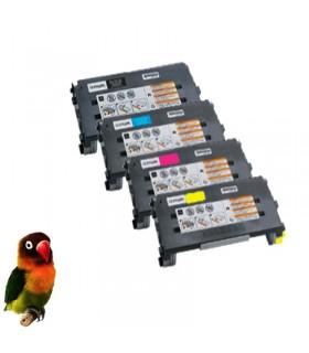 tóner compatible LEXMARK C500N/X500N/X502N AMARILLO 3000C.